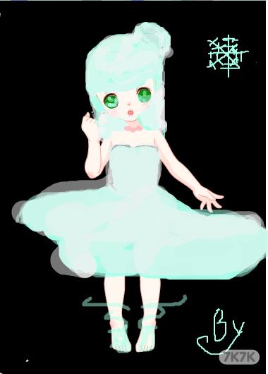 雨墨-冰雪公主