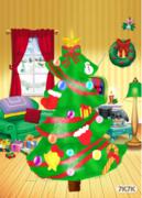 【圣诞树参赛】<br />超渣什么的<br />原创什么的<br />by慕斯