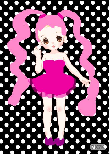 可爱小甜心-可爱小公主!