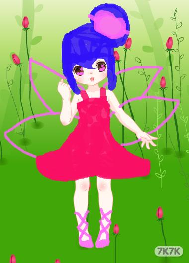 小星星-花仙子图片
