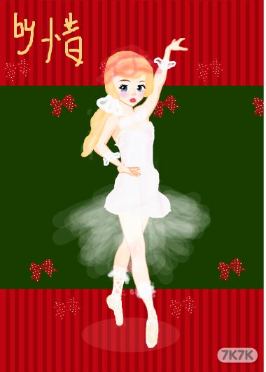 1452079206-可爱的芭蕾舞女孩