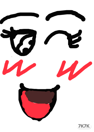 品标题.开心笑脸
