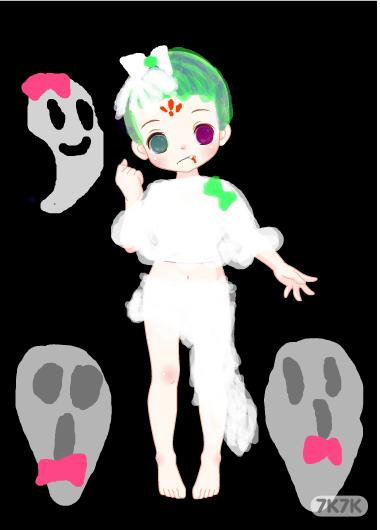 栗子-幽灵新娘