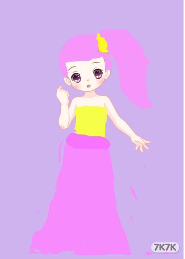 奈雅公主-可爱