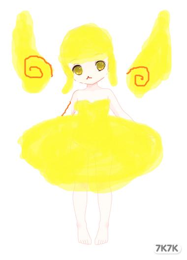涂鸦馆-萌桃子-手绘作品