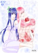 (原创) 蓝莓V樱桃