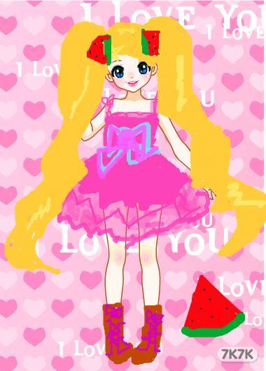可爱小公主-1535509325的涂鸦作品