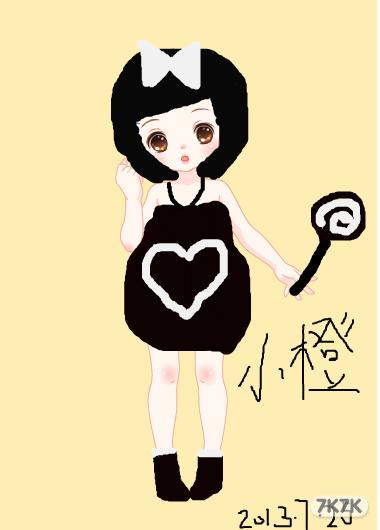 deam灬小橙-黑白猫/bobo头公主