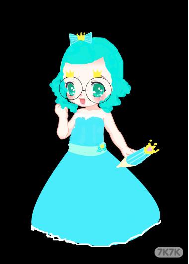 奥比岛-智慧公主