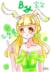 嗷,谢谢FN陪我完成,可爱的梦幻兔兔送给你,笔芯】