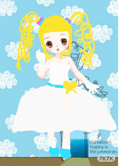 付灿然-可爱的小公主