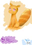 (By:音乐-muisc)献给大家一只可爱的...可爱的...小动物!(不知道像什么,只好认这是小动物了!