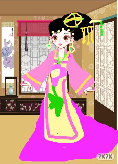 黄思婷-古代王妃
