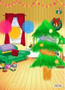 圣诞树【参赛】