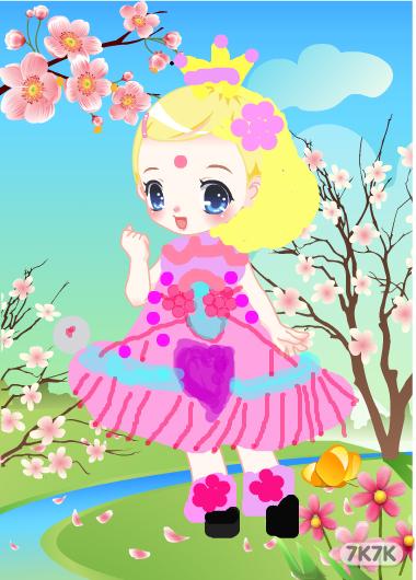 钟泽璐-可爱小公主