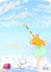 原创】给幻月幻日的婚贺,天宇你给我的题目真心不会画。。。也送给鱼籽还有水莹and永蹭的。。。谁来着?记得有两个的,啊啊忘了~~~~(&gt;_&lt;)~~~~ <br />这幅不会画云啊啊,还有那猫也是。。