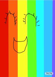 彩虹小可爱