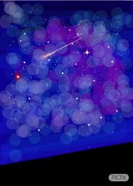 夜空中最亮的星