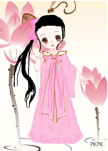 苏静蕾-荷花仙子