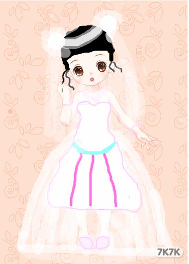 180663450-婚纱小公主