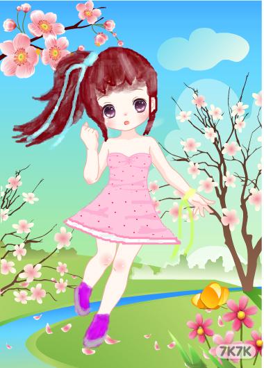 可爱小天使-1507022167的涂鸦作品