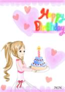 生日快乐!!