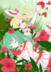 【原创+生贺】to:绿大葱 曼殊<br />5月1日生日花&mdash;&mdash;红石竹<br />涂色的时候就感觉不太对劲,果然是毁了<br />第一次不敢去申精?