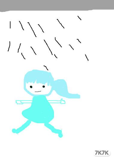 ps下雨动画制作步骤