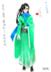 青衫蓝巾碧绿剑——封龙
