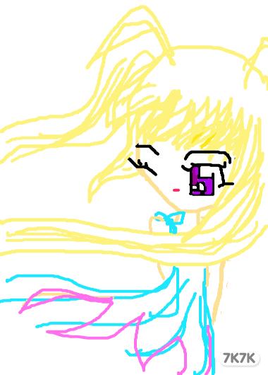 亚梦-知道守护甜心都知道,我画的是歌呗.我是守护甜心迷哦.