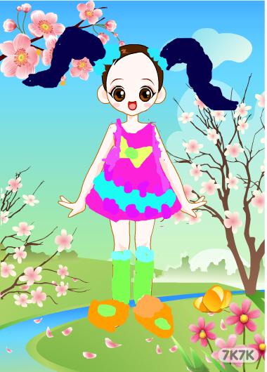 杨嘉欣-春天来了