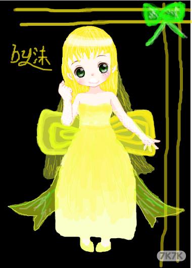 柠檬女孩 作品编号: 1582250作者图片