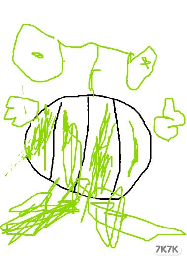 1535893851-西瓜怪兽图片