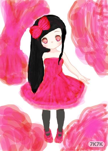 毛娉婷-玫瑰女孩