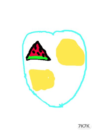晶婷-水果拼盘