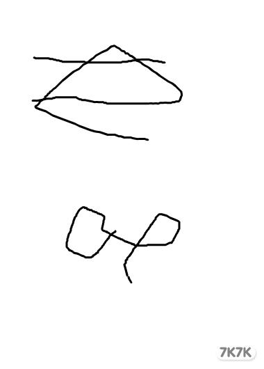 涂鸦馆-开心果-手绘作品