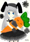 黑兔的胡萝卜