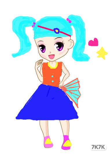 生命女神-可爱小公主