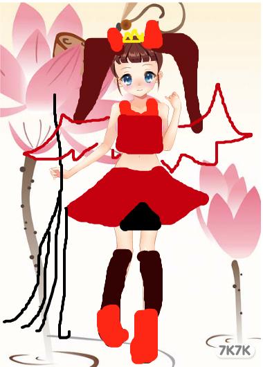 【雨硫】-恶魔小公主