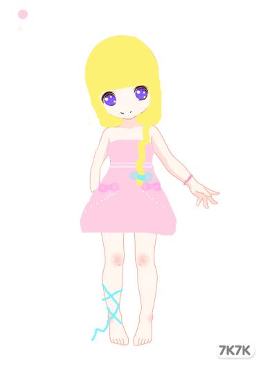 公主裙子怎么画_怎么画公主裙子图片图片