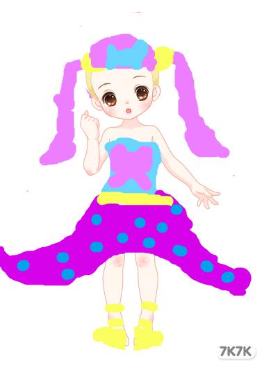 杨施娉-可爱小公主