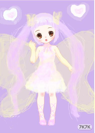 kkacct11907006-紫衣小仙女图片