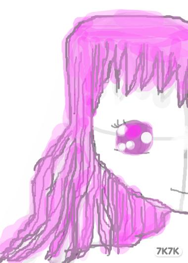 梦幻小公主-画的不好看