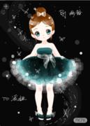【原创】溪娅5.16生快!!!画得很赶so粗糙了<br />附上:喧沫、雨霏、粽子