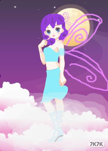 百合公主-花花