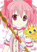 【参赛】魔法少女小圆与麦咭小精灵~求精