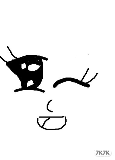 旋转泡泡-可爱小眼睛