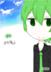 纯鼠标绘的绿总~(背景撸了好久...)