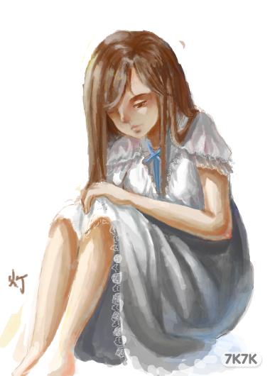 涂鸦馆-阿廿-手绘作品