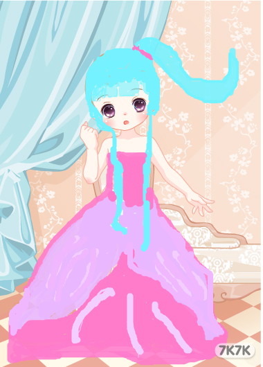 李欣-可爱的小公主
